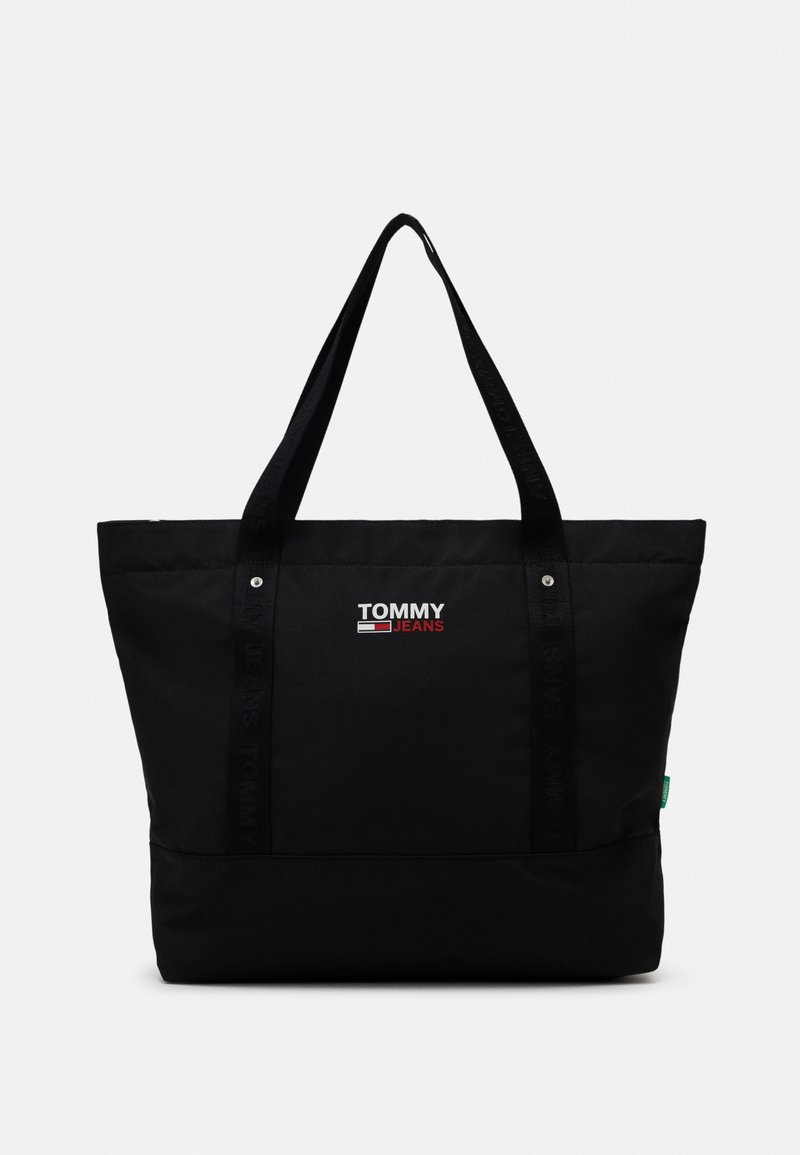 Tommy Jeans - TOTE - Tote bag - black