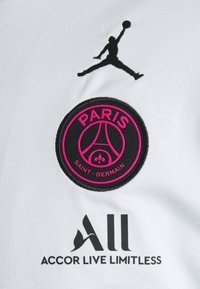 Nike Performance - PARIS ST GERMAIN DRY TRACKSUIT - Squadra - pure platinum/black/hyper pink - 4