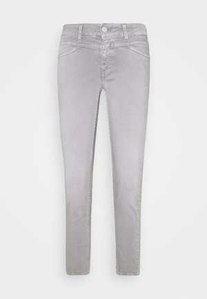 STARLET - Slim fit jeans - grey stone