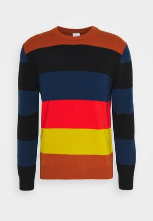 GENTS CREW NECK - Jumper - multi coloured