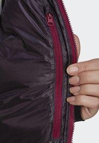 adidas Performance - ICESKY COLD.RDY HOODED DOWN - Dunjakker - purple - 5