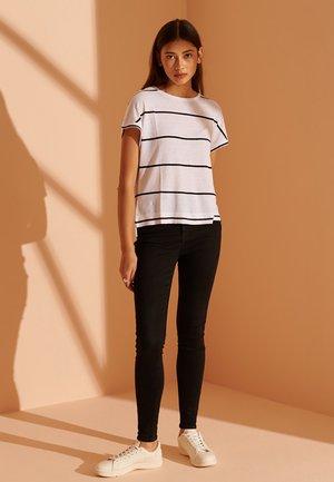 Jeans Skinny Fit - livingston black black