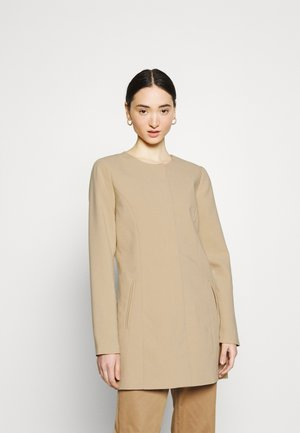 JDYNEW BRIGHTON SPRING COAT - Manteau court - tan