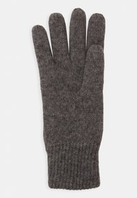 Barbour - CARLTON GLOVES - Gloves - grey - 2