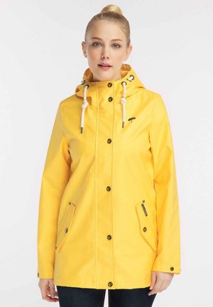 Impermeable - yellow