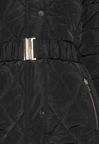 Dorothy Perkins - LONG PUFFER COAT - Winter coat - black - 5