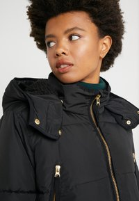 J.CREW - CHATEAU PUFFER - Winter coat - black - 4