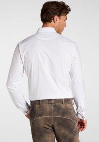 Spieth & Wensky - PERDIX - Formal shirt - rot - 1