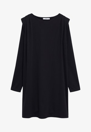 ALANIS - Robe d'été - noir