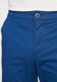 Selected Homme - SLHSTRAIGHT PARIS - Shorts - navy peony - 3