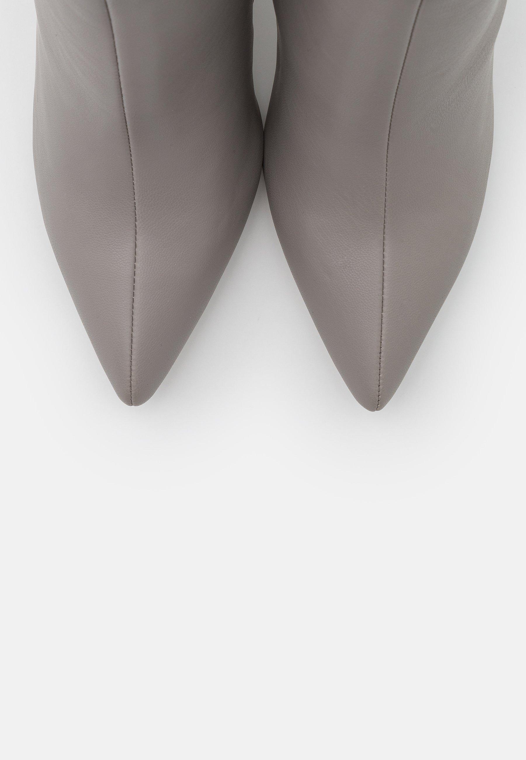 Raid High Heel Stiefel - Grey/grau
