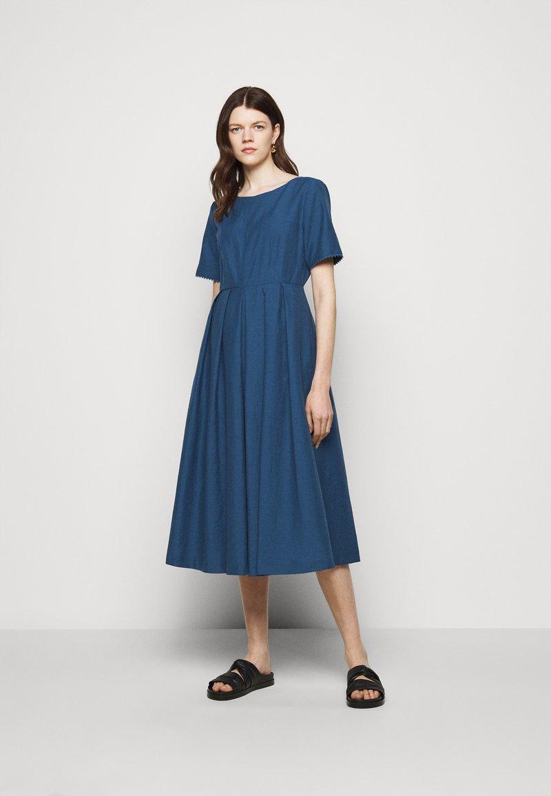 WEEKEND MaxMara - EDERE - Day dress - chinablau