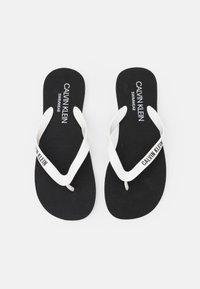 Calvin Klein Swimwear - INTENSE POWER - Pool shoes - classic white - 3