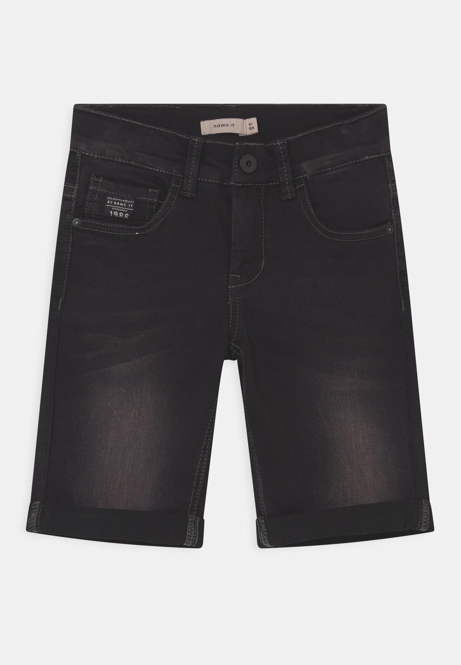Kinder NKMSOFUS - Jeans Shorts