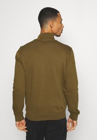 Champion - LEGACY MOCK TURTLE NECK LONG SLEEVES - Sweatshirt - olive - 2