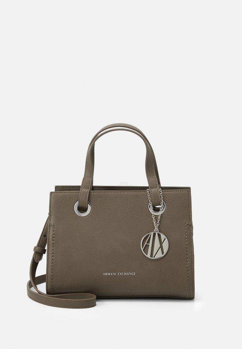 Armani Exchange - Handbag - taupe