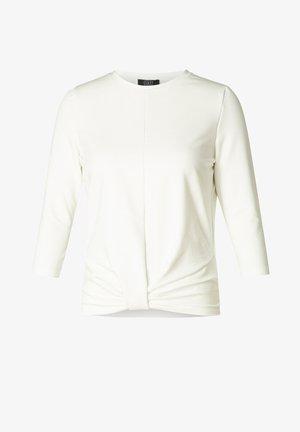 ROMY - Long sleeved top - off white