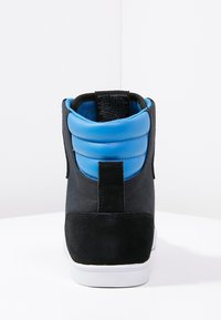 Hummel - SLIMMER STADIL - Sneakers hoog - black/blue/red - 3