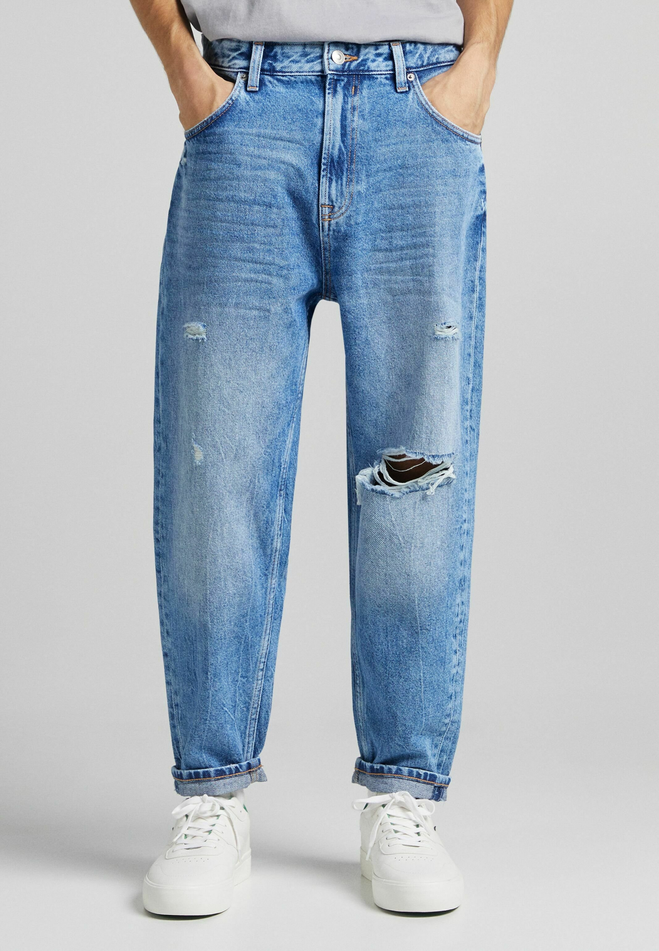 Uomo LOOSE FIT - Jeans baggy
