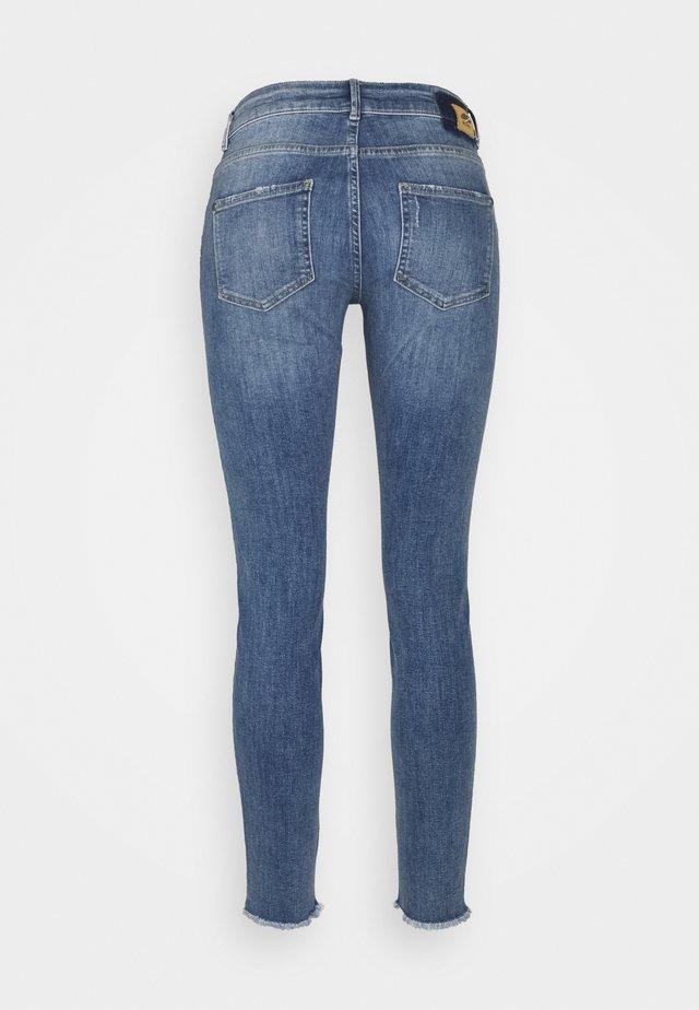 SUMNER PREMIUM - Jeans Straight Leg - blue