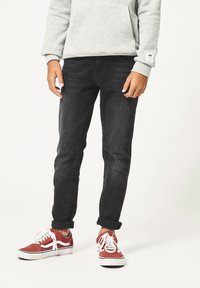 America Today - Slim fit jeans - washed black - 1