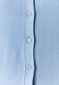 Marks & Spencer London - CREW CARDI PLAIN - Strikjakke /Cardigans - blue - 2