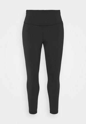 LUX HIGHRISE - Leggings - black