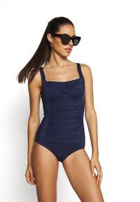 DORINA CURVES - FIJI SWIMSUIT - Swimsuit - ink - 1