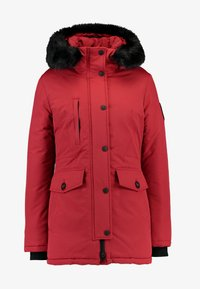 Superdry - ASHLEY EVEREST - Vinterkåpe / -frakk - brick red - 5