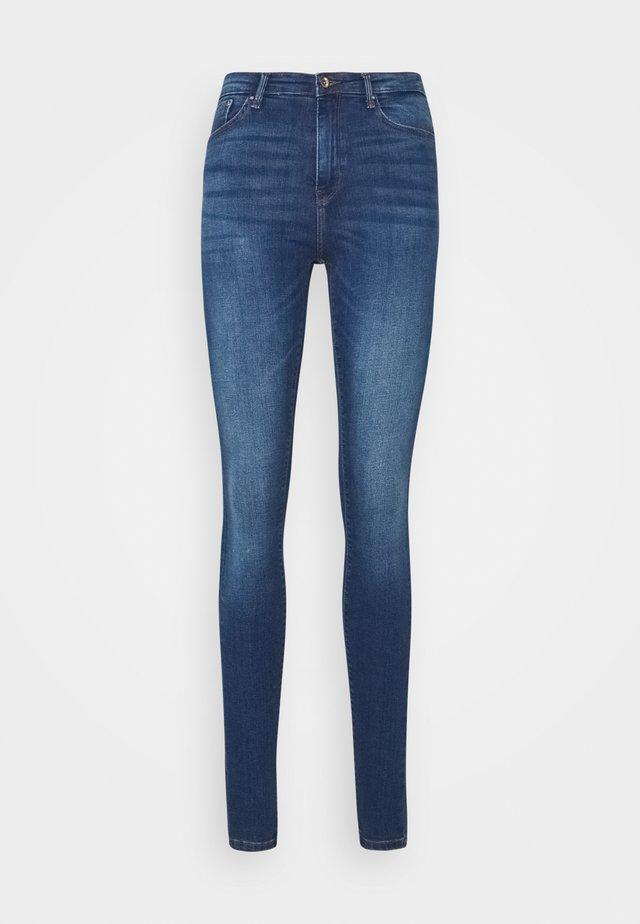 ONLPAOLA LIFE  - Jeans Skinny Fit - medium blue denim