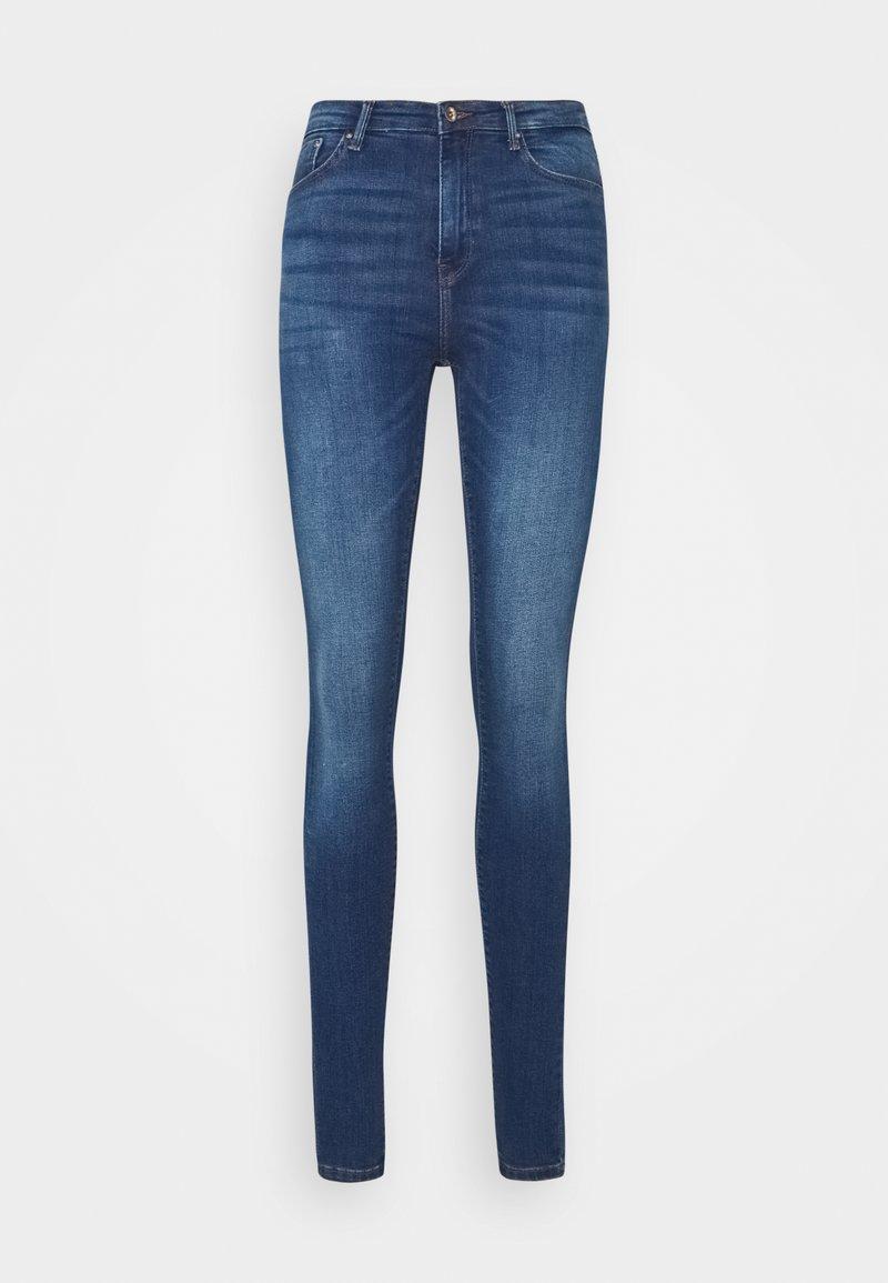ONLY Tall - ONLPAOLA LIFE  - Jeans Skinny Fit - medium blue denim