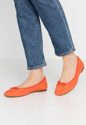 MAGDA  - Ballet pumps - orange