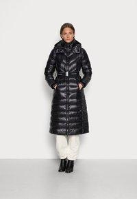 Calvin Klein - LOFTY COAT - Doudoune -  black - 0