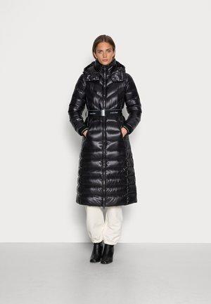 LOFTY COAT - Down coat -  black