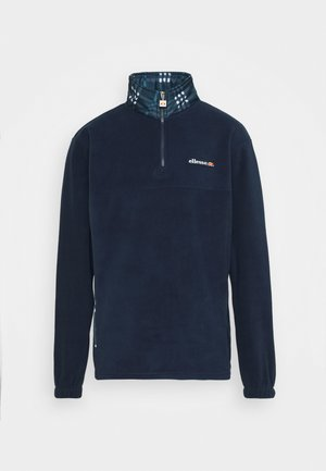 VOLPINI - Sweat polaire - navy