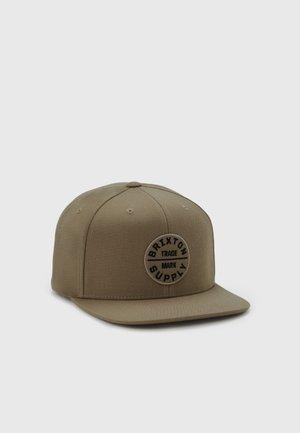 OATH SNAPBACK UNISEX - Cap - beige