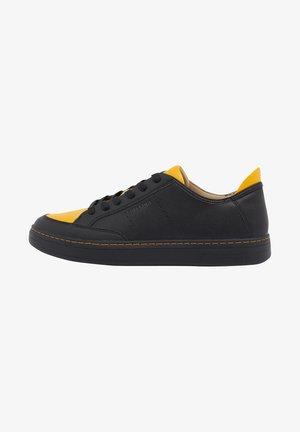 Sneakers laag - black/utah gold