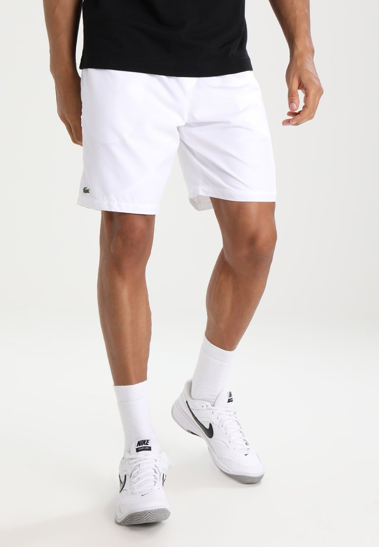 Lacoste Sport - HERREN SHORT - Sports shorts - white