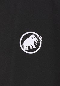 Mammut - CONVEY TOUR - Outdoorjas - black/white - 2