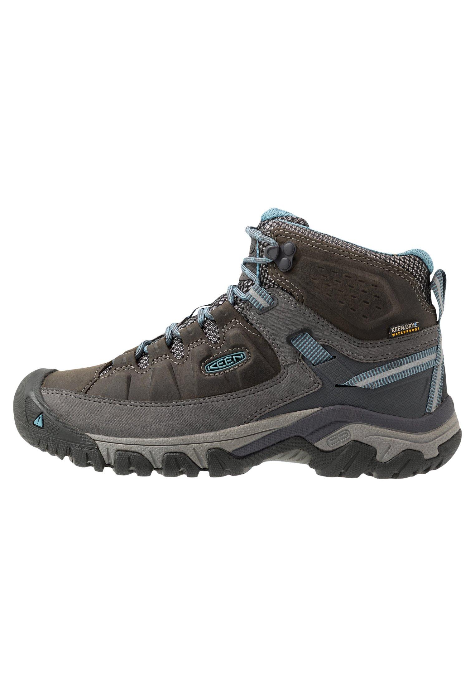 Women TARGHEE III MID WP - Hiking shoes