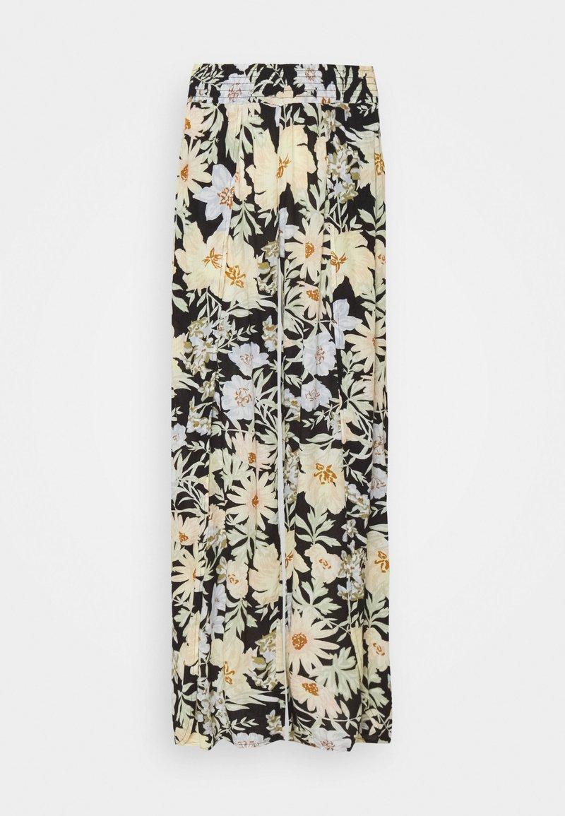 Billabong - WANDERING SOUL - Trousers - black/multi