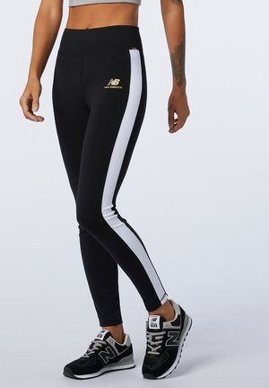 NB ATHLETICS PODIUM  - Legginsy - black