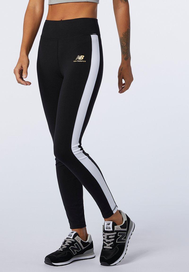 New Balance - NB ATHLETICS PODIUM  - Leggings - black