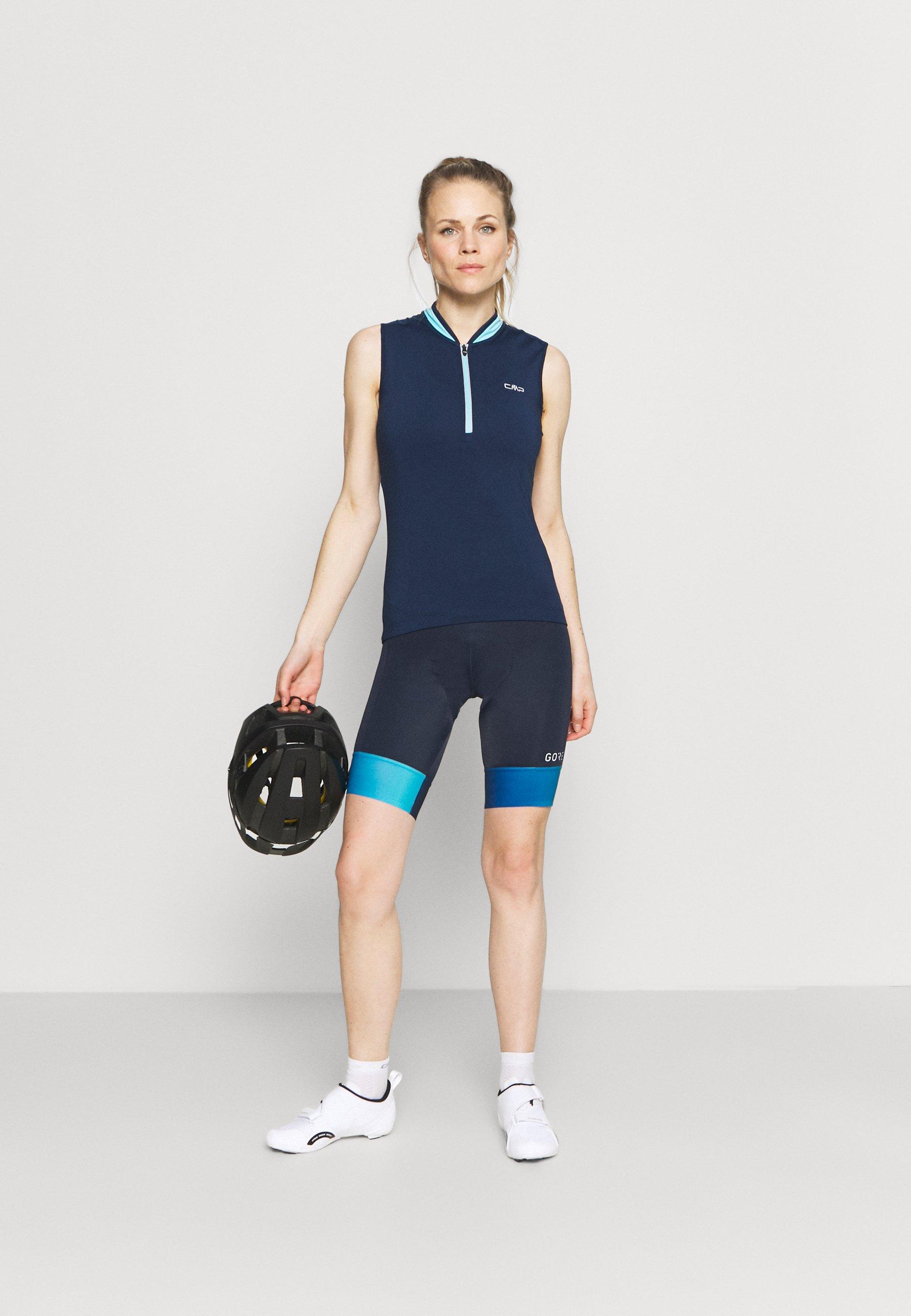 Femme WOMAN BIKE - Maillot de cycliste