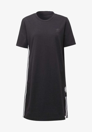 ADICOLOR SPORTS INSPIRED REGULAR DRESS - Korte jurk - black/white