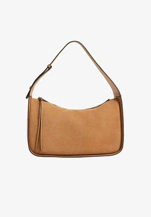 Handbag - halvbrun