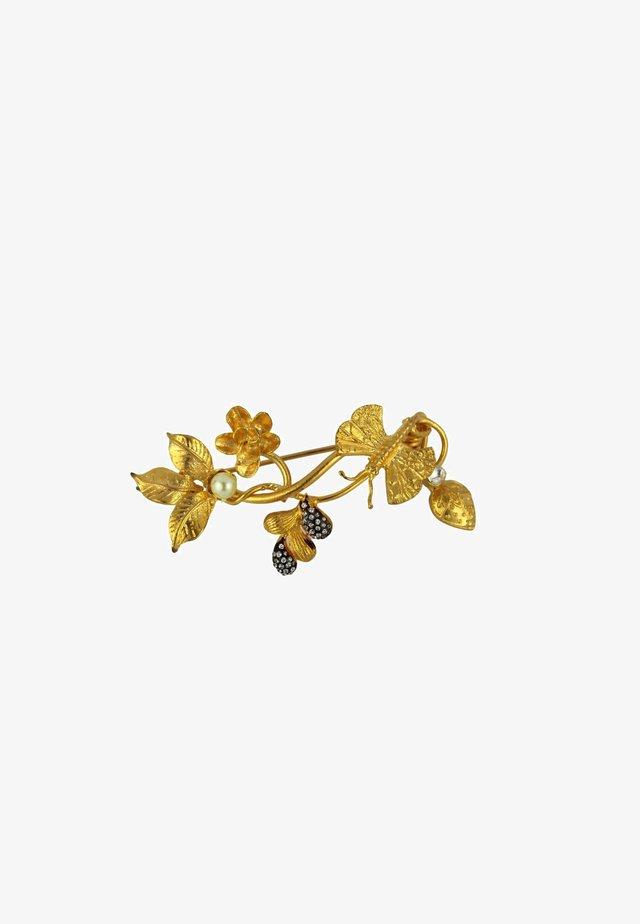 BUTTERFLY - Övrigt - gold