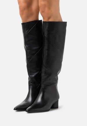 NELLA - Boots - schwarz