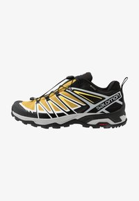 Salomon - X ULTRA 3 GTX - Hiking shoes - arrowwood/black/lemon zest - 0