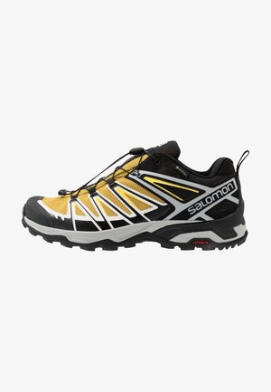 X ULTRA 3 GTX - Hiking shoes - arrowwood/black/lemon zest